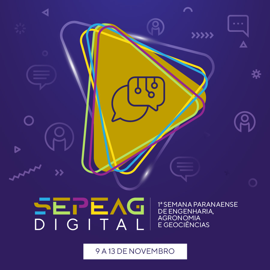 CREA-PR promove 1ª SEPEAG, totalmente digital