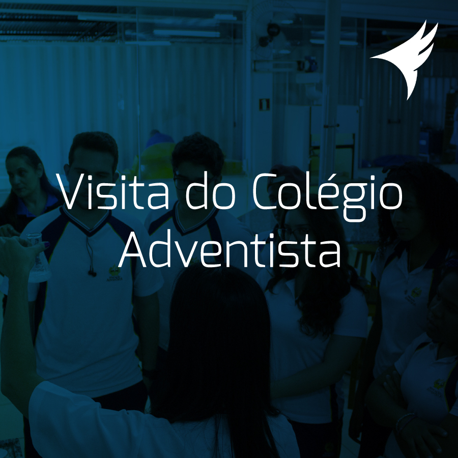 Visita do Colégio Adventista